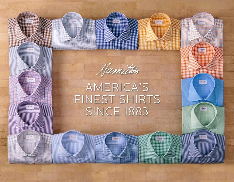 America's Finest Shirts Since 1883