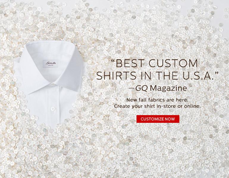 Best Custom Shirts in the U.S.A.
